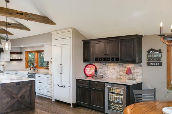 whole home remodel | open kitchen | denver co