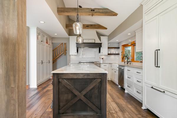 wood kitchen remodel | denver co