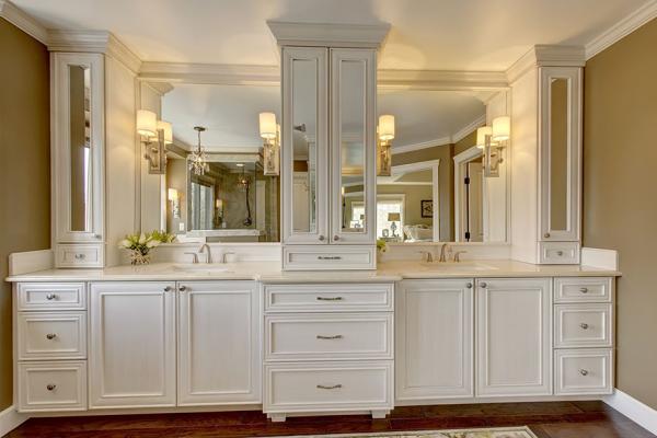double vanity sink   bathroom remodel denver co