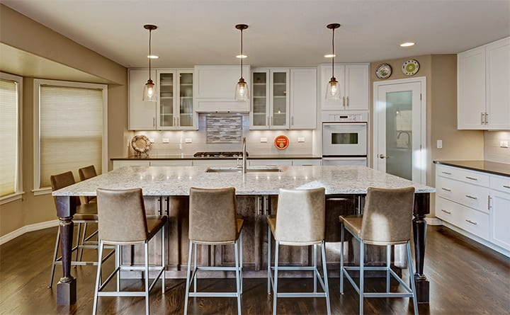 kitchen remodel open floor plan | home remodel denver co