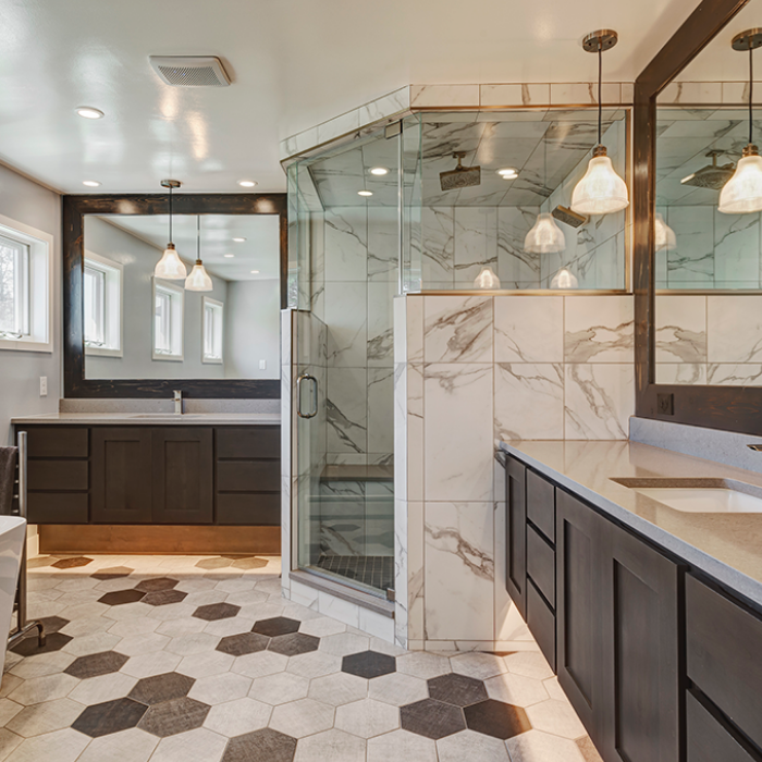 Bathroom Design with FBC