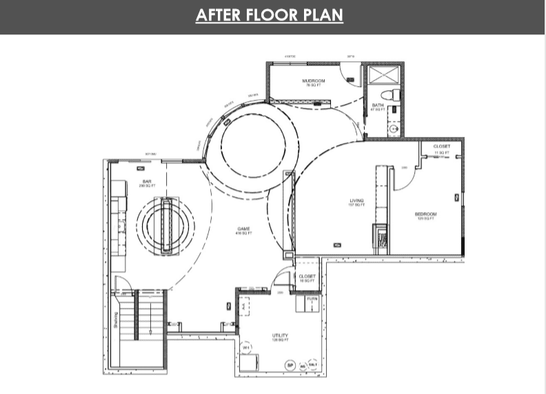 Basement Remodeling in Naperville IL