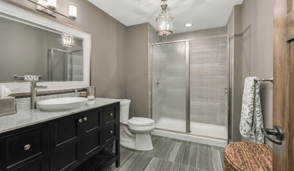 Bathroom Cabinet Replacements in Naperville IL   FBC Bathroom Updates