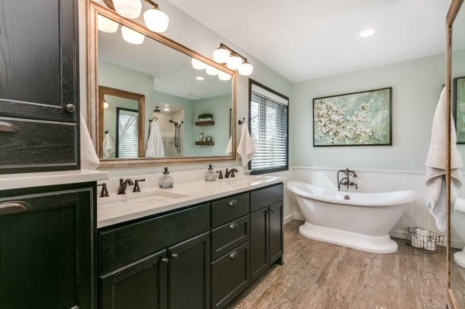 Bathroom Remodel and Renovation in Maple Grove MN | FBC Remodel