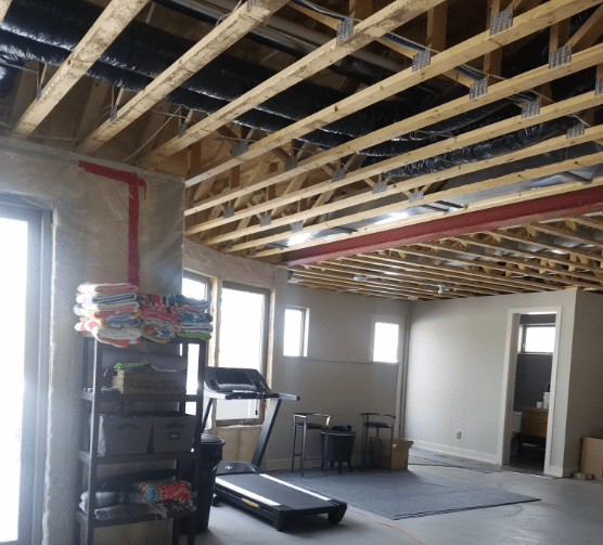 Basement Remodel in Inver Grove Heights MN | FBC Remodel