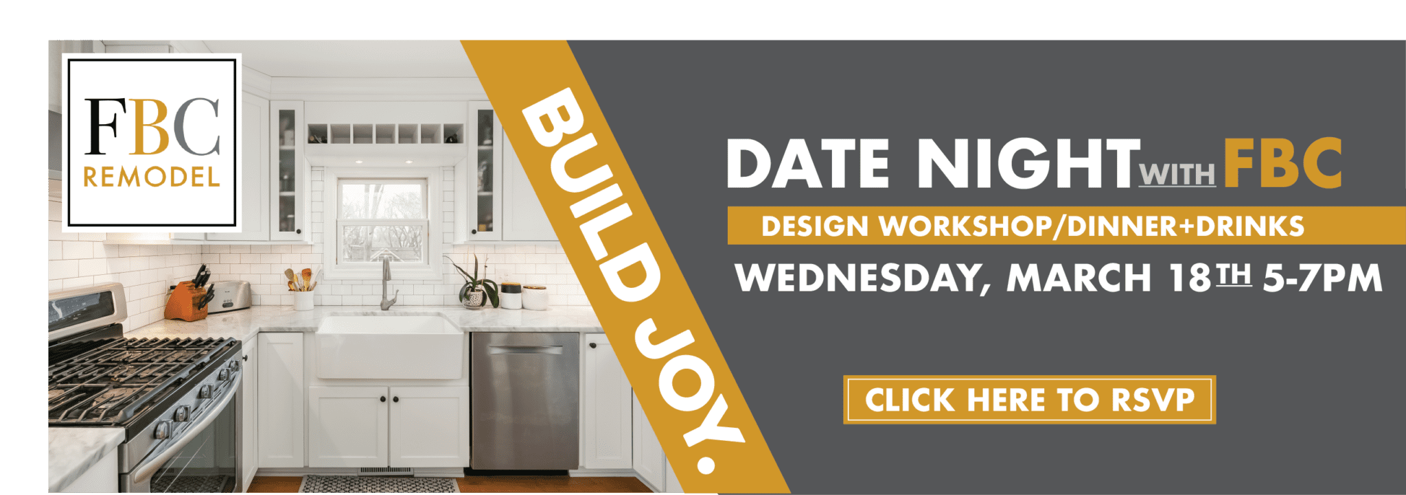Interior Design Events in Denver CO | FBC Remodel