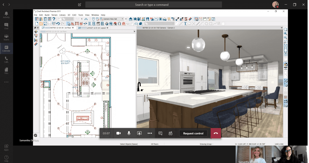 Designing in Place with FBC Remodel: How Does Virtual Interior Design Work?