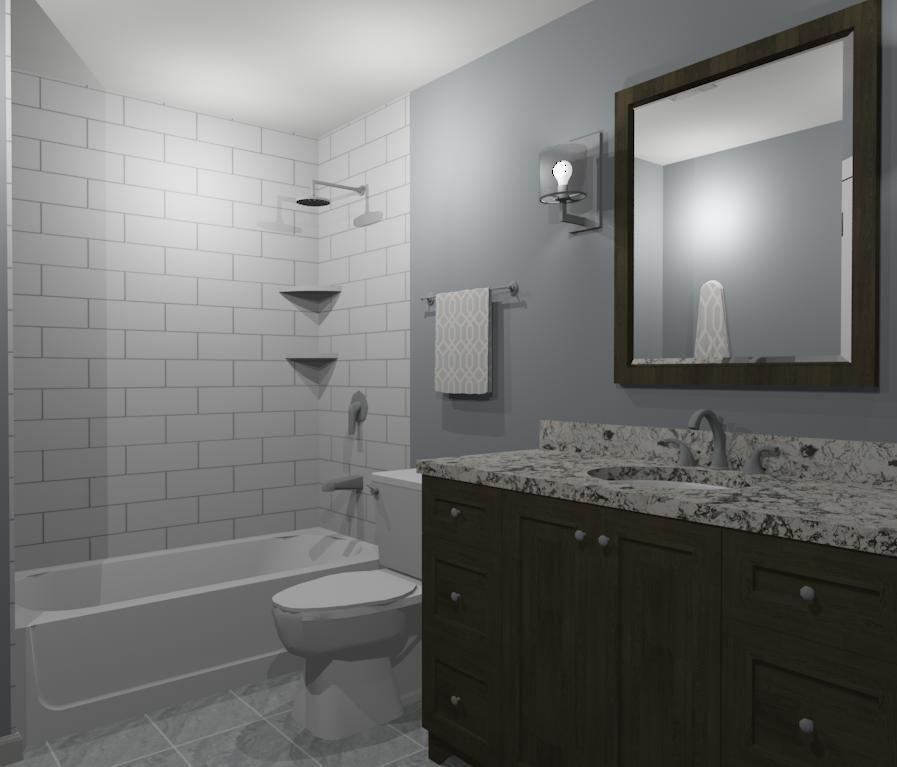 Bathroom Updates in Minneapolis MN | FBC Remodel Remove and Replace