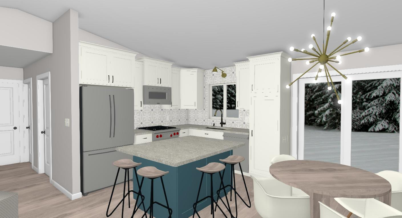 Kitchen Remove and Replace in Minnapolis-St Paul