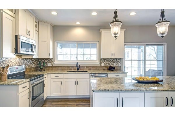 kitchen remodel | pendant lights | fbc remodel