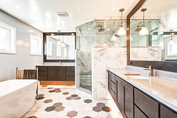 bathroom remodel | whole home renovation | fbc remodel