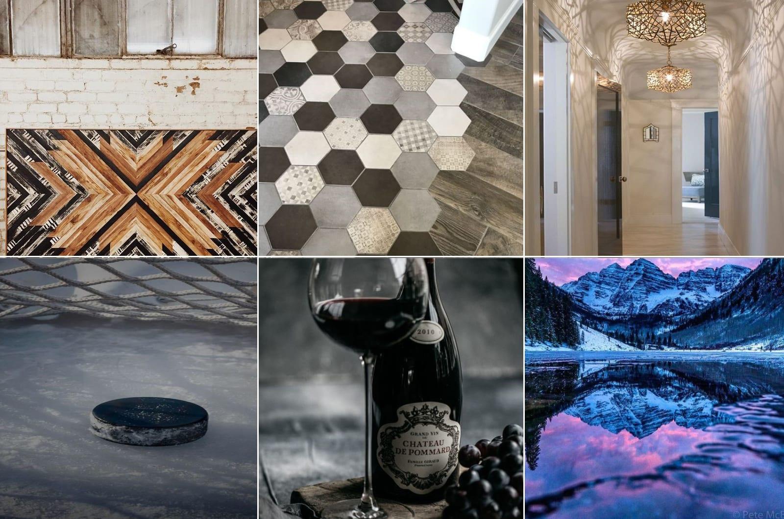 designer inspiration board | fbc remodel