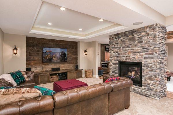 basement renovation | fbc remodel