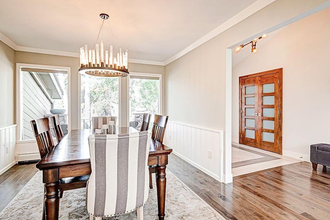 Dining Room | Whole Home Renovation