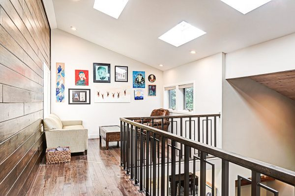 Lofted Stair Space | Whole Home Remodel
