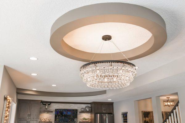 basement renovation | ceiling details | fbc remodel