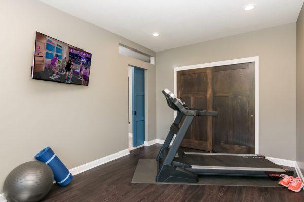home gyms | basement remodel | fbc remodel