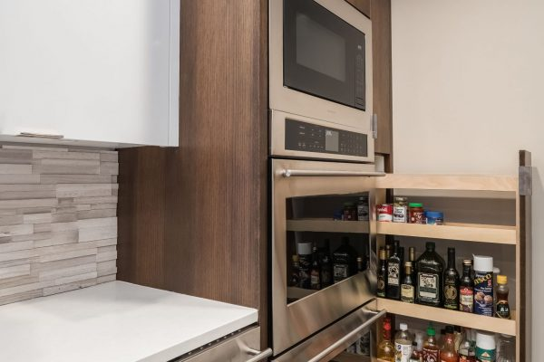 kitchen remodel with smart storage solutions | fbc remodel