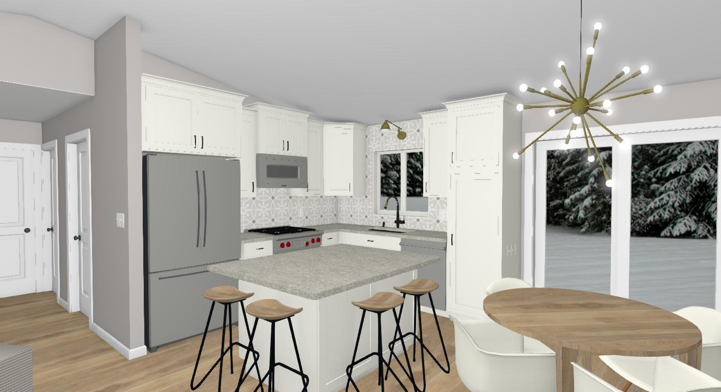 FBC Updates   Kitchen Renovation