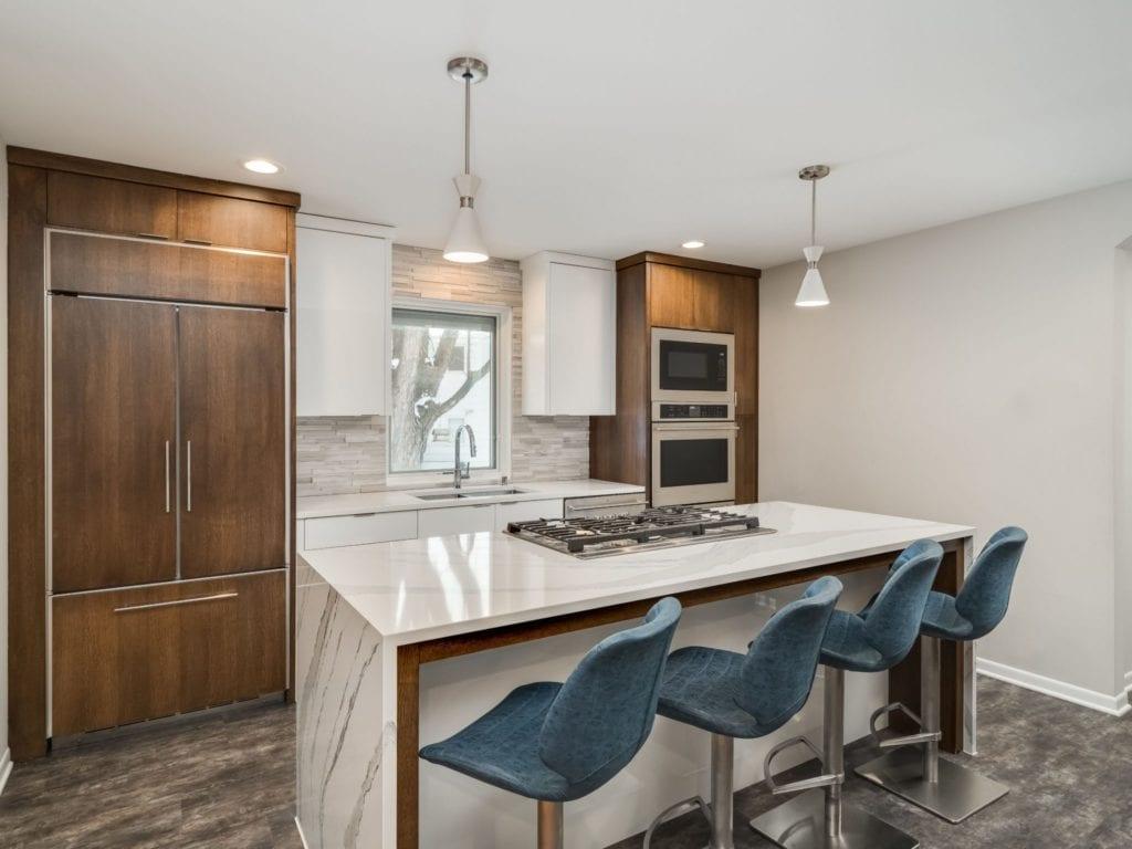 kitchen renovation   free flowing design   fbc remodel