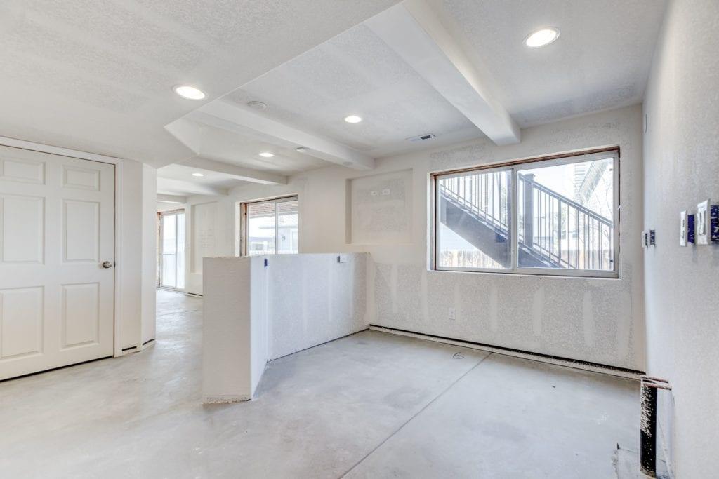 nearly finished basement | basement finishing | foundational basement finishes | diy basement remodel